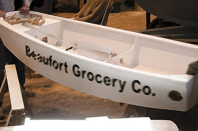Renovation Painting - Beaufort Grocery Co. by Lanjee Chee