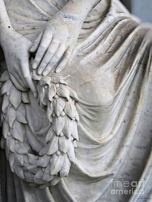 Jesus Christ Digital Art - Beautiful Angel Healing Touch by Ella Kaye Dickey