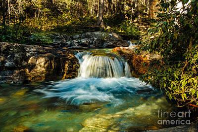 Beautiful Barring Creek Print by Robert Bales