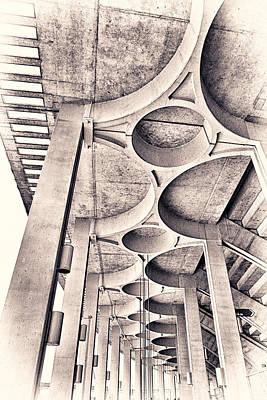 Adjectives Photograph - Beautiful Concrete by Robert FERD Frank