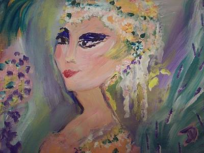 Beautiful Inside And Out Original by Judith Desrosiers