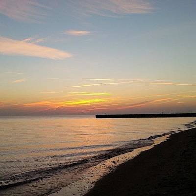 Photograph - Beautiful Morning In Evanston by Lauri Novak