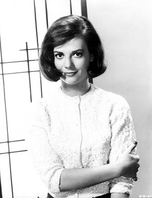 Beautiful Natalie Wood  Print by Retro Images Archive