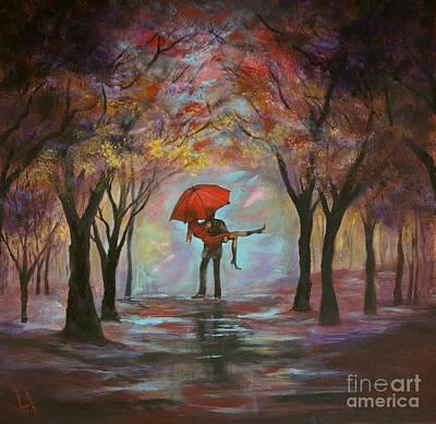 Beautiful Romance Original by Leslie Allen