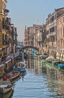 Beautiful Venice Print by Patricia Hofmeester