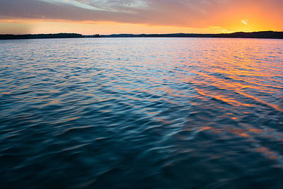 Lake Martin Photograph - Beautiful Waters by Parker Cunningham