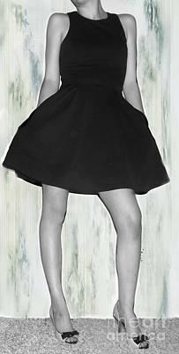 Beauty Defind Print by Samantha Radermacher