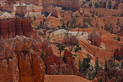 Beauty Of Bryce Print by Kimberly Oegerle