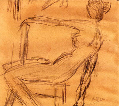 Bruce Jenner Drawing - Before The Kardashians 2 by Kevin Callahan