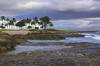 Ko Olina Lagoon Photograph - Before The Storm by Eddie Freeman