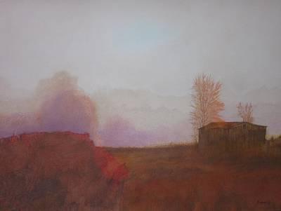 Before The Sun Breaks  Print by Harvey Rogosin