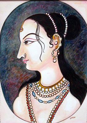 Miniature Painting - Bejewelled by Harsh Malik