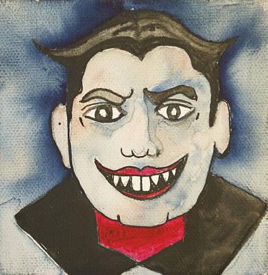 Bela Lugosi As Tillie Original by Patricia Arroyo