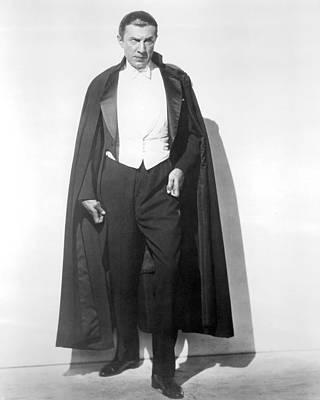Dracula Photograph - Bela Lugosi In Dracula  by Silver Screen