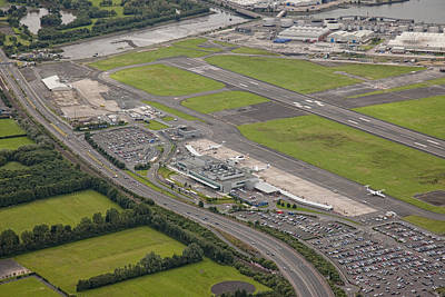 Photograph - Belfast City Airport, Belfast by Colin Bailie