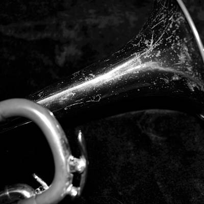Trumpet Photograph - Bell by Photographic Arts And Design Studio