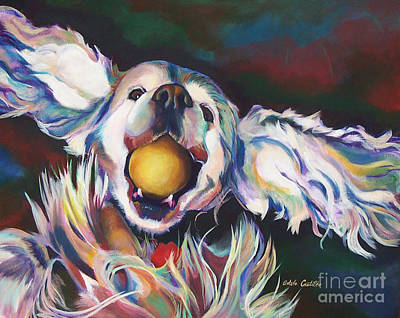 Cocker Spaniel Painting - Bella by Adele Castillo