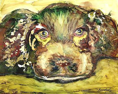 Cocker Spaniel Painting - Bella Sophia by Alexis Bonavitacola