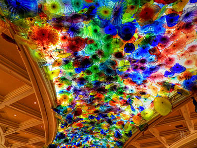 Bellagio 001 Print by Lance Vaughn