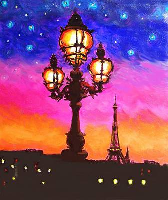 Belle Paris Original by Susi Franco