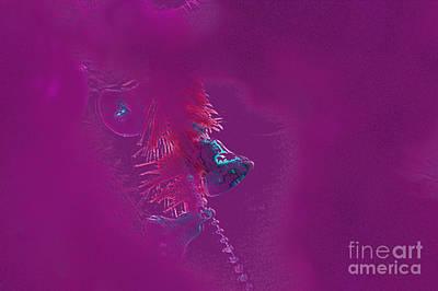 Abstract Forms Digital Art - Bells by Carol Lynch