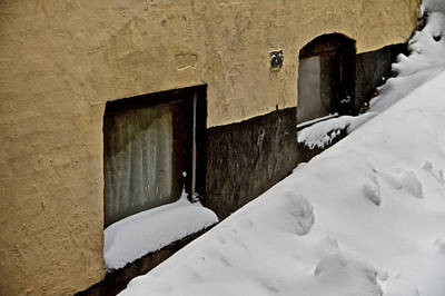 Snow Drifts Photograph - Below Zero by Odd Jeppesen
