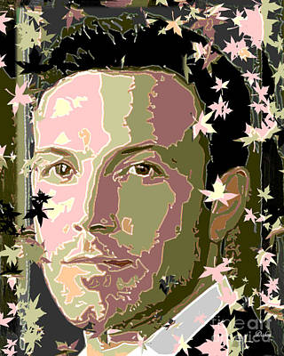 Ben Affleck Digital Art - Ben Affleck by Dalon Ryan