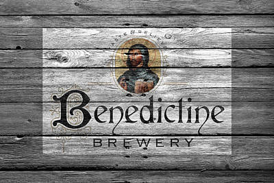 Handcrafted Photograph - Benedictine Brewery by Joe Hamilton