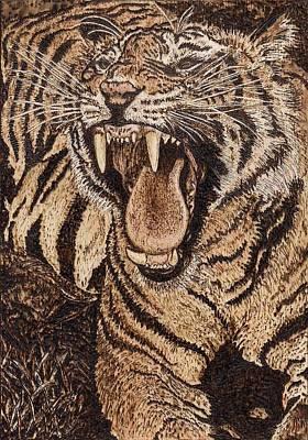 Bengal Tiger Original by Vera White