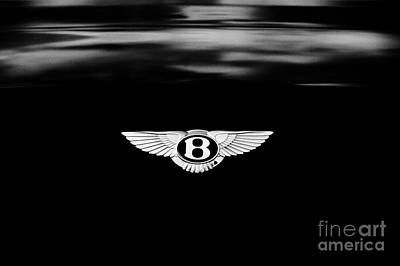 Bentley Continental Gt  Print by Tim Gainey