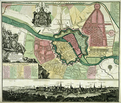 Berlin Photograph - Berlin by British Library