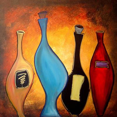 Gino Painting - Best Reserve by Gino Savarino