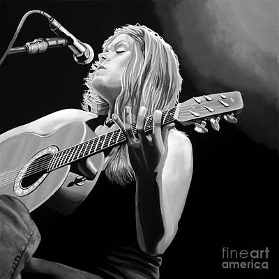 Beverly Hills Mixed Media - Beth Hart  by Meijering Manupix