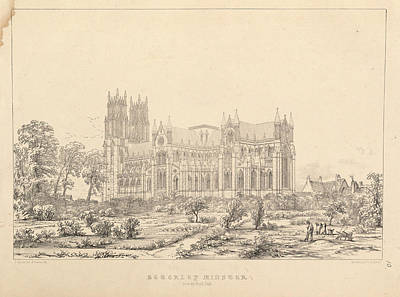 Etc. Photograph - Beverley Minster by British Library