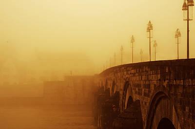 Maastricht Photograph - Beyond The Clouds by Danny van den Groenendael