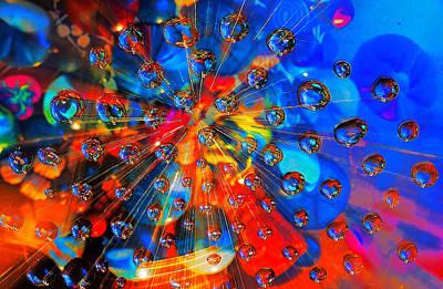 Big Bang Print by Rick Mosher