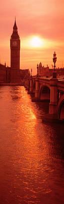 Big Ben London England Print by Panoramic Images