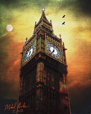 Big Ben Original by Michael Rucker