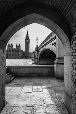 Big Ben Print by Yuri Fineart