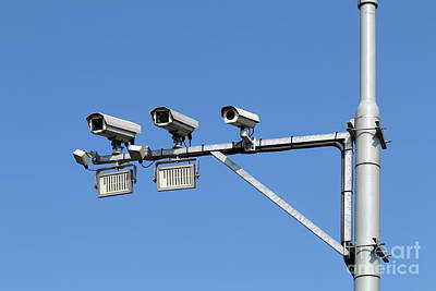Big Brother Print by Michal Boubin