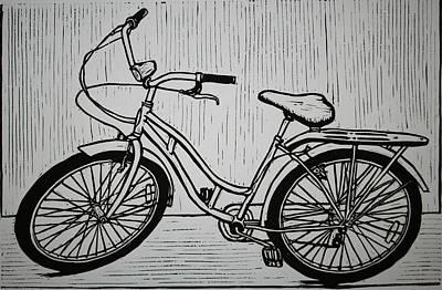 Bike 5 Original by William Cauthern