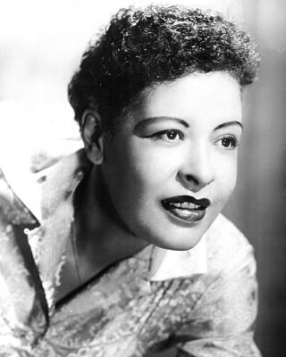 The Classic Photograph - Billie Holiday by Retro Images Archive