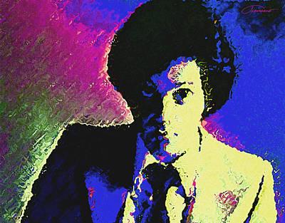 Rock N Roll Icons Digital Art - Billy Joel by John Travisano
