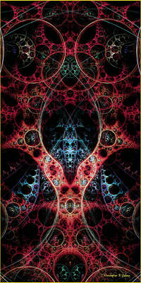 Biomechanic Digital Art - Biomechanica 2 by Christopher Peters