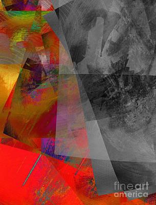 Bipolar Digital Art - Bipolar by Rois Bheinn