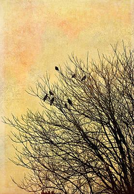 Birds Print by Gynt