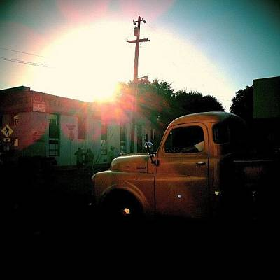 Truck Photograph - Birthday by CML Brown