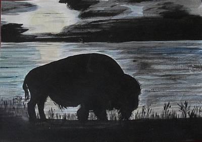 Bison Original by JC Townsend