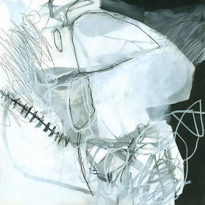 Black And White #6 Original by Jane Davies