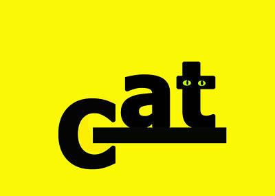 Ledge Drawing - Black Cat On A Ledge by Anita Dale Livaditis